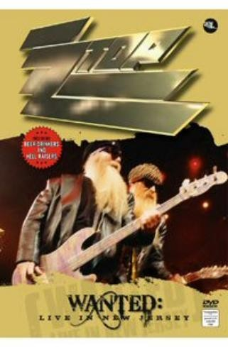 Wanted - Live In New Jersey (DVD IMPORT ZONE 2)