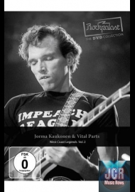 Rockpalast - West Coast Legends Volume 2 (DVD IMPORT ZONE 2)