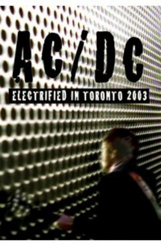 Electrified In Toronto 2003 (DVD IMPORT ZONE 2)