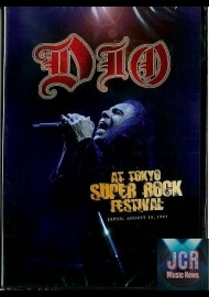 At Tokyo Super Rock Festival Live 1985 (DVD IMPORT ZONE 2)