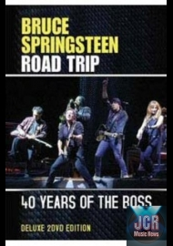 Road Trip - 40 Years Of The Boss (2 DVD IMPORT ZONE 2)