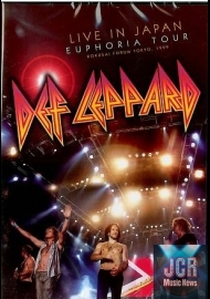 Live In Japan - Euphoria Tour Live 1999 (DVD IMPORT ZONE 2)