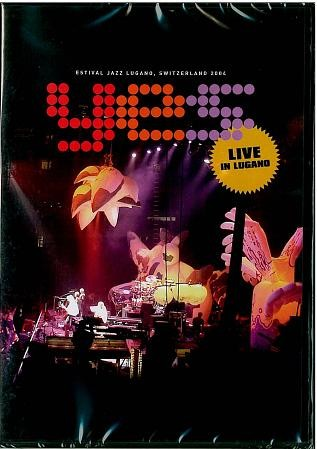 Live In Lugano 2004 (DVD IMPORT ZONE 2)