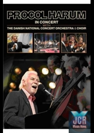 In Concert With The Danish National Concert Orchestra & Choir (DVD IMPORT ZONE 2)