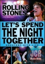Let's Spend The Night Together (DVD IMPORT ZONE 1)