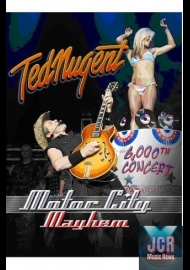 Motor City Mayhem Live 2008 (DVD IMPORT ZONE 2)