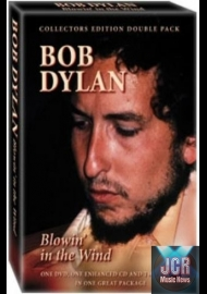 Blowin In The Wind (DVD IMPORT ZONE 2 & CD Book Set)