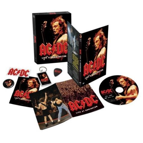 Live In Donington Collector's Edition (DVD IMPORT ZONE 2)