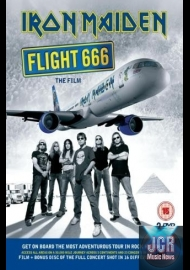 Flight 666 - The Film (2 DVD IMPORT ZONE 2)