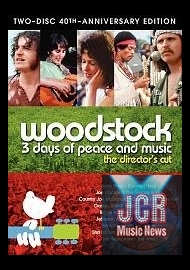 Three Days of Peace & Music (The Director's Cut) (2 DVD IMPORT ZONE 1)