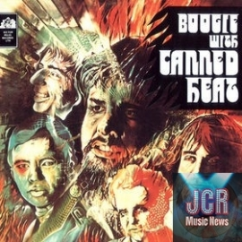 Boogie With Canned Heat (Vinyl)