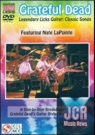 Legendary Licks Guitar: Grateful Dead, Classic Songs (DVD IMPORT ZONE 1)