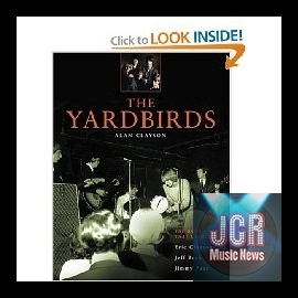 The Yardbirds: The Band That Launched Eric Clapton, Jeff Beck, and Jimmy Page (Paperback)(LIVRE)