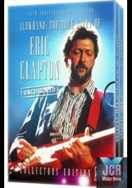 Slowhand: The True Story Of Eric Clapton (DVD IMPORT ZONE 2 + livre)