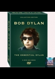 The Essential Bob Dylan (5 DVD IMPORT ZONE 2 + Livre)