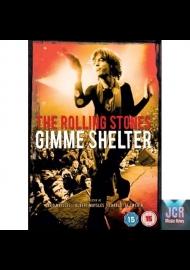 Gimme Shelter (DVD IMPORT ZONE 2)