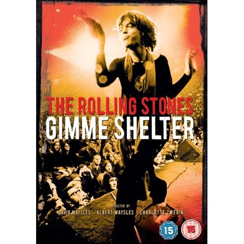 Gimme Shelter (DVD IMPORT ZONE 2)