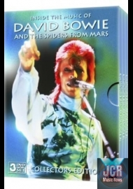 Inside The Music Of David Bowie And The Spiders From Mars: Collector's Edition (3 DVD IMPORT ZONE 2)