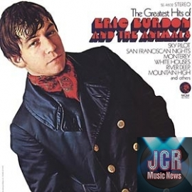 The Greatest Hits of Eric Burdon and the Animals (Vinyl)