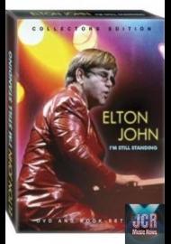 I'm Still Standing (DVD IMPORT ZONE 2 + Livre)