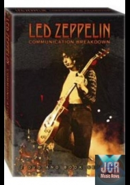 Communication Breakdown (2 DVD IMPORT ZONE 2 + Livre)