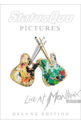 Live At Montreux 2009 (3 DVD IMPORT ZONE 2)