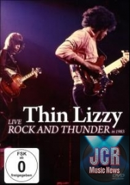 Live Rock & Thunder (DVD IMPORT ZONE 2)