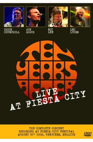 Live At Fiesta City 2008 (DVD IMPORT ZONE 2)