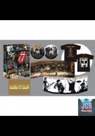Shine A Light Collector's Box (2009 Japanese limited 'Collector's Edition' (DVD IMPORT ZONE 2)