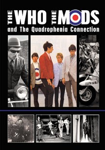 The Who, The Mods and The Quadrophenia Connection (DVD IMPORT ZONE 2)