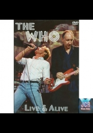 Live & Alive (DVD IMPORT ZONE 2)