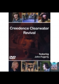 Creedence Clearwater Revival feat. John Fogerty (DVD IMPORT ZONE 2)