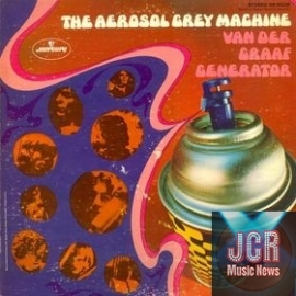 The Aerosol Grey Machine (Vinyl)