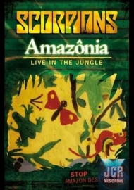 Amazonia - Live In The Jungle (DVD IMPORT ZONE 2)