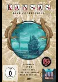 Live Confessions USA 82 (DVD IMPORT ZONE 2)