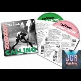London Calling: 30th Anniversary Legacy Edition (CD & DVD)