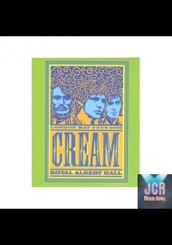 Cream, Royal Albert Hall: London, May 2-3-5-6 2005 [HD DVD]