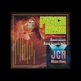 Psych Bites: Australian Acid Freakrock 1967-1974 Vol. 1