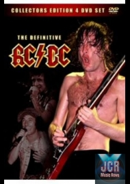 Definitive AC/DC (4 DVD IMPORT ZONE 2)