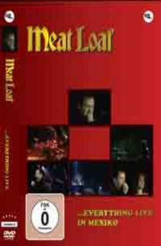 Everything Live In Mexico (DVD IMPORT ZONE 2)