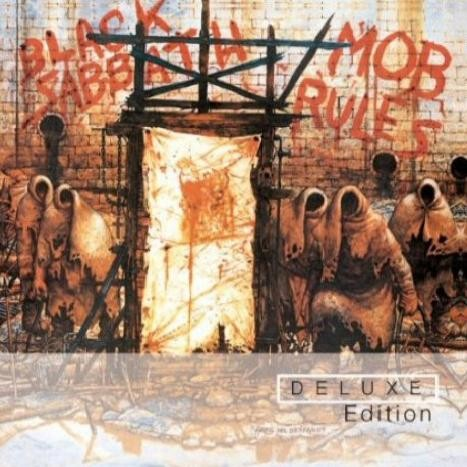 Mob Rules (Deluxe Edition)(2CD)