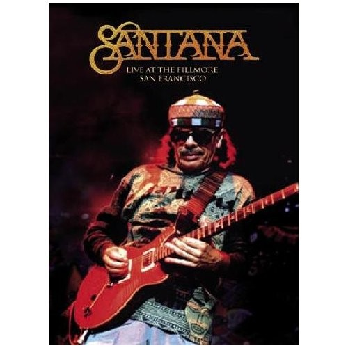Live At The Fillmore San Francisco (DVD IMPORT ZONE 2)