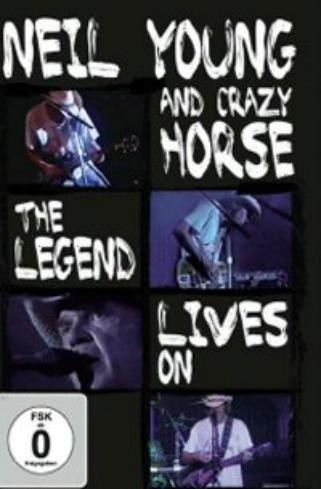 & Crazy Horse: The Legend Lives On (DVD IMPORT ZONE 2)