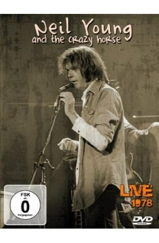 And The Crazy Horse: Live 1978 (DVD IMPORT ZONE 2)