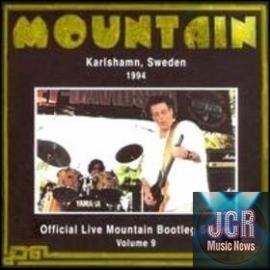 Official Live Mountain Bootleg Series Volume 9: Karlshamn, Sweden 1994 (2CD)