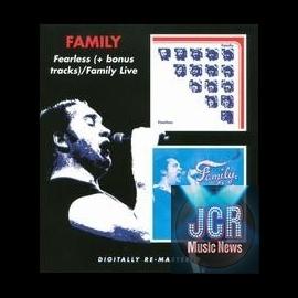 Fearless [Bonus Tracks]/Family Live (2CD)
