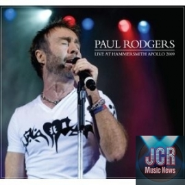 Paul Rodgers - Live At Hammersmith Apollo 09 (3CD)
