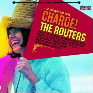 ROUTERS - Charge! - CD