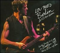 LOU REED (VELVET UNDERGROUND) - Berlin: Live at St. Ann's Warehouse - CD
