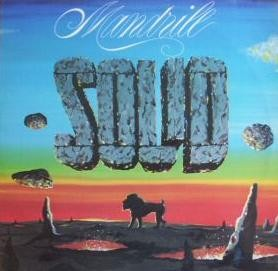 MANDRILL - Solid (Vinyl) - LP